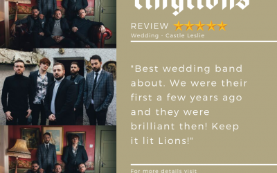 Tiny Lions Band Review
