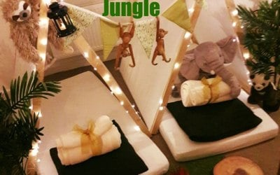 Eco Wild Jungle theme