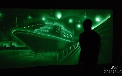 Light Animation Corporate Event