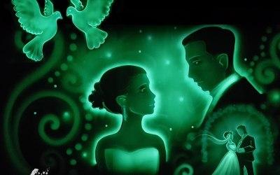 Light Animation Wedding