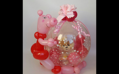 Gifts in Balloons
