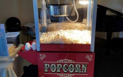 popcorn cart 07551 756355