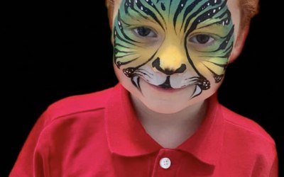 Not just a pretty face paint  4