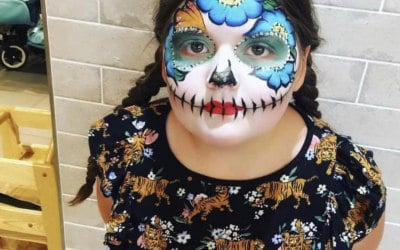 Not just a pretty face paint  6