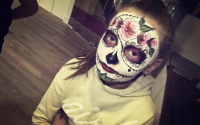 Not just a pretty face paint  9