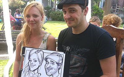 Ivo the Caricaturist