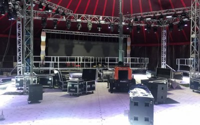 Corportate Stage