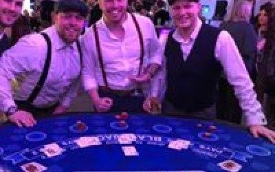 Jokers Wild Fun Casino Hire 4