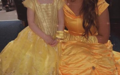 Face Painting Belle