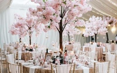 Luxury blossom tree