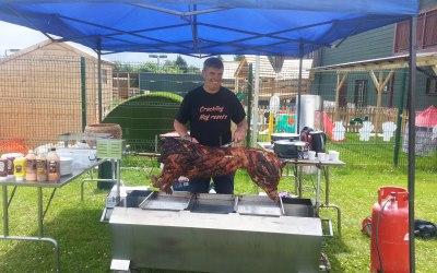 Crackling Hog Roasts 4