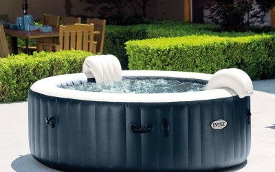 6 person intex purespa plus hot tub