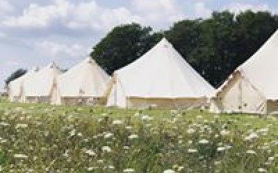 Wedding Village at Field of Dreams