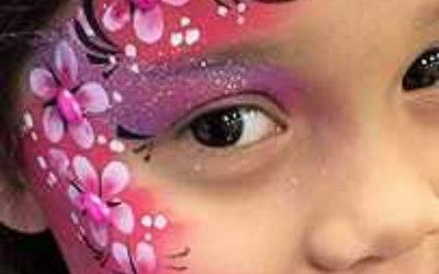 Face Painter Annie 1