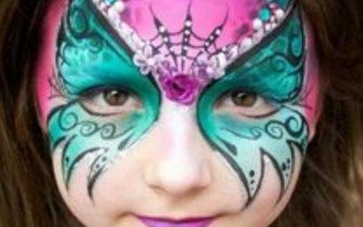 Face Painter Annie 2
