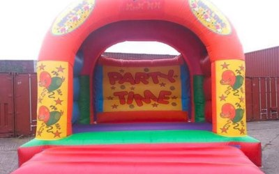 Party Time Castle For Children and Adults