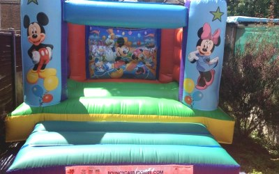 Bouncy Castle To Hire