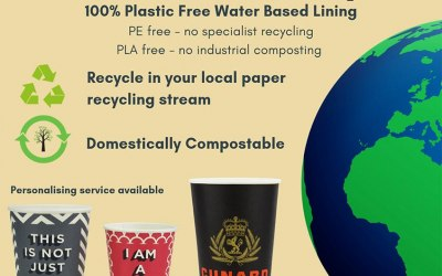 We only use 100% recyclable materials ♻️