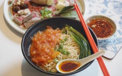 Vegetable noodle (vegen)