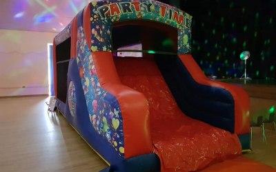 Our Mega Fun Run, Bounce & Slide Inflatable