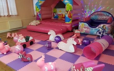 Princess & Unicorn Themed Party Fun