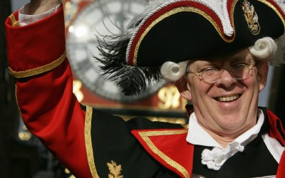 Chester Town Crier 6