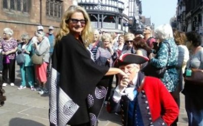 Chester Town Crier 8
