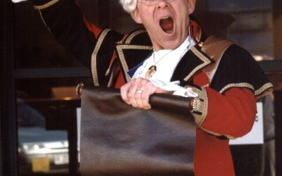 Chester Town Crier 7