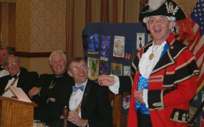 Chester Town Crier 2