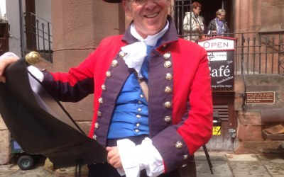 Chester Town Crier 5