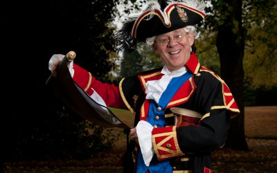 Chester Town Crier 9