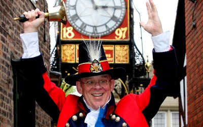 Chester Town Crier 3