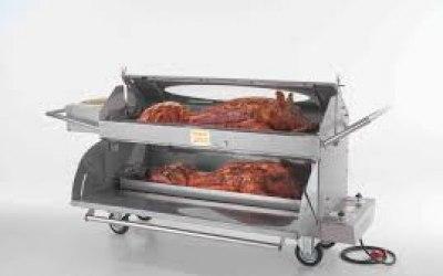 Our Top Spec Hog Roast Machine