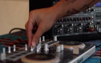 DJ-ing