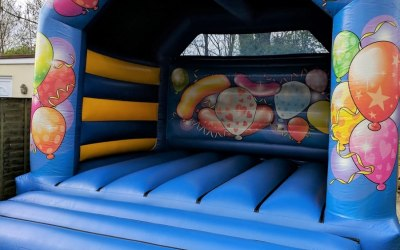 Adult Partytime Bouncy Castle