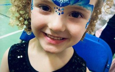 Ayrshire Face Paints & Glitter Bar 3