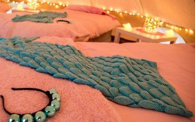Mermaid Sleepover