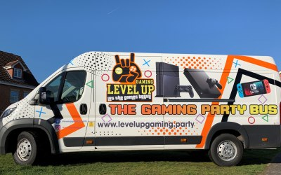 Level Up Gaming 1