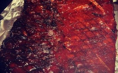 Smoked Pork Belly