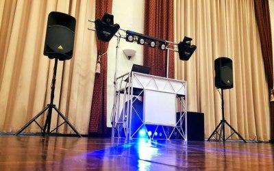 Mobile DJ rig