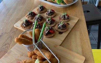 Corporate and Private buffets