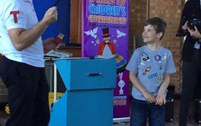 Spinning Top Children's Entertainment  5