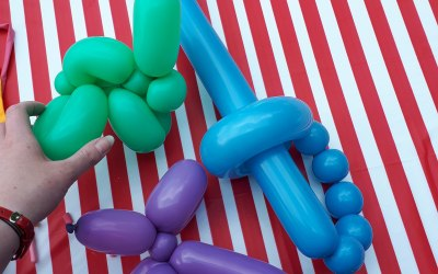 Imagining Events Balloon Modelling Designs