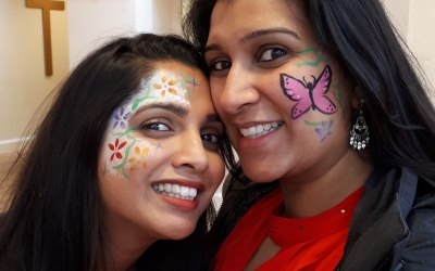 Imagining Events Face Painting Designs