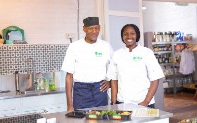 MyDine Head Chefs - Cleo & Errol