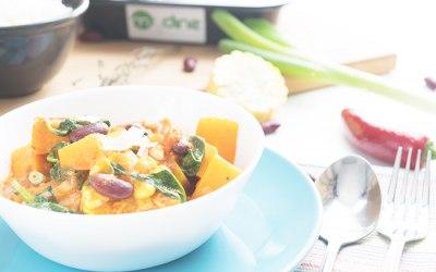 Mydine Vegan Coconut Veg Curry