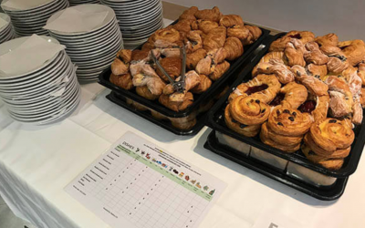 Breakfast Catering For Google