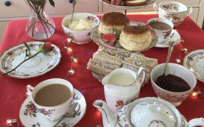 Daisy's Tea Party 6