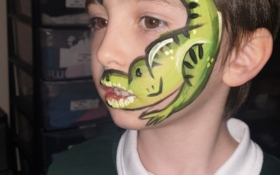 Farrars Face Painting, Tattoos and Inflatable Hire 1