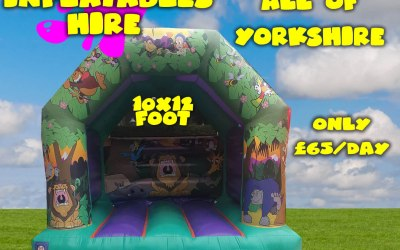 Castle hire starting from £65/day